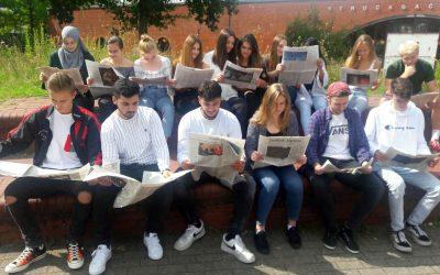 FLS-Schülerin veröffentlicht einen Wirtschaftsartikel in der FAZ